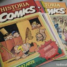 Comics : HISTORIA DE LOS COMICS PORTADAS / COMPLETA DEL 1 AL 48 / TOUTAIN / RESERVADO. Lote 219362530