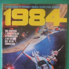 Cómics: COMIC 1984 Nº TRES TOUTAIN EDITOR. Lote 219370125