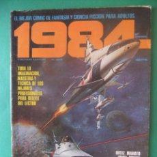 Cómics: COMIC 1984 Nº SEIS TOUTAIN EDITOR. Lote 219370331