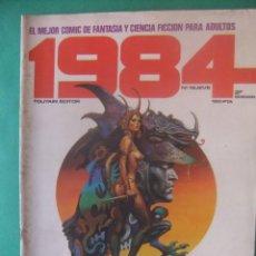 Cómics: COMIC 1984 Nº NUEVE TOUTAIN EDITOR. Lote 219370406