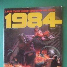 Cómics: COMIC 1984 Nº DIEZ TOUTAIN EDITOR. Lote 219370577