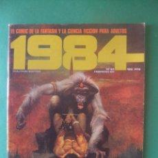 Cómics: COMIC 1984 Nº 37 TOUTAIN EDITOR. Lote 219370697