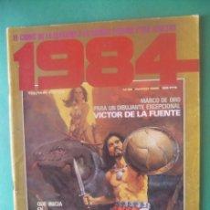 Cómics: COMIC 1984 Nº 38 TOUTAIN EDITOR. Lote 219370760