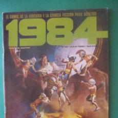 Cómics: COMIC 1984 Nº 42 TOUTAIN EDITOR. Lote 219370931
