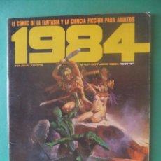 Cómics: COMIC 1984 Nº 45 TOUTAIN EDITOR. Lote 219371245
