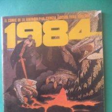 Cómics: COMIC 1984 Nº 47 TOUTAIN EDITOR. Lote 219371381