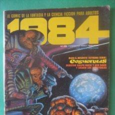 Cómics: COMIC 1984 Nº 49 TOUTAIN EDITOR. Lote 219371467