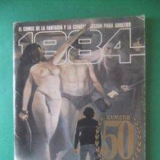 Cómics: COMIC 1984 Nº 50 TOUTAIN EDITOR. Lote 219371522