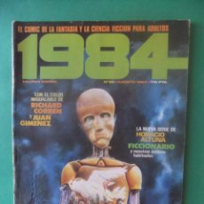 Cómics: COMIC 1984 Nº 55 TOUTAIN EDITOR. Lote 219371777