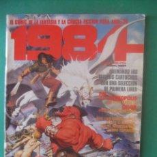 Cómics: COMIC 1984 Nº 63 TOUTAIN EDITOR. Lote 219372235