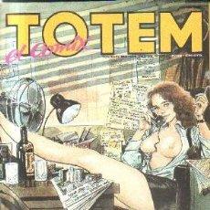 Fumetti: TOTEM EL COMIX.VUELVE EL COMIC NEGRO.FRETET. Nº 38. A-COMIC-5576. Lote 219597353