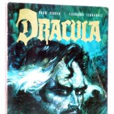 Comics : BRAM STOKER'S DRACULA (FERNANDO FERNÁNDEZ) TOUTAIN, 1984. Lote 220167467