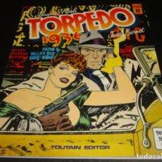 Cómics: TORPEDO 1936 # 5. Lote 220168306