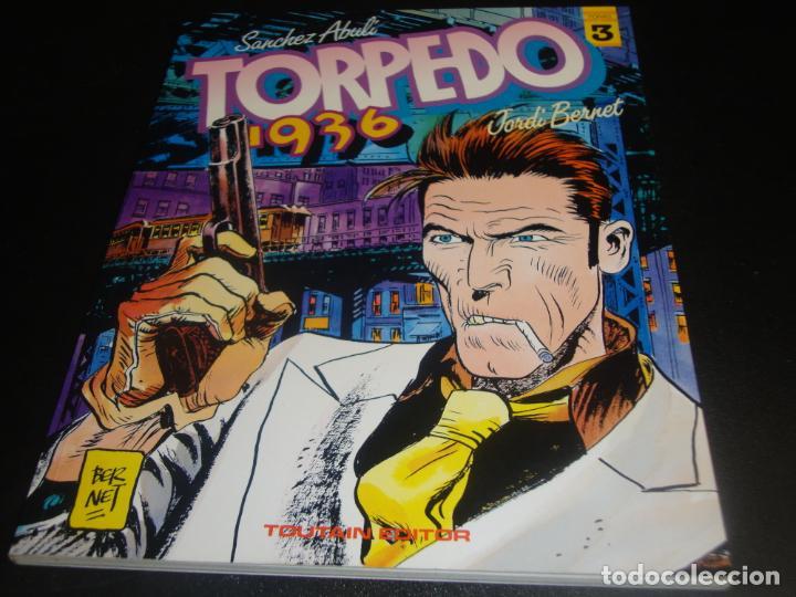 TORPEDO 1936 # 3 (Tebeos y Comics - Toutain - Otros)