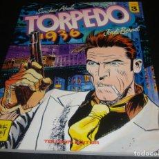 Cómics: TORPEDO 1936 # 3. Lote 220168407