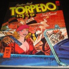 Cómics: TORPEDO 1936 # 2. Lote 220168432
