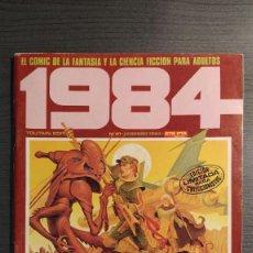 Cómics: 1984 Nº 61 EDICION LIMITITADA PARA COLECCIONISTAS. Lote 220478300
