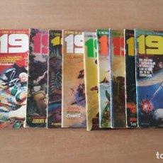 Cómics: LOTE 10 COMICS 1984 TOUTAIN + ALMANAQUE 1983. Lote 220672326