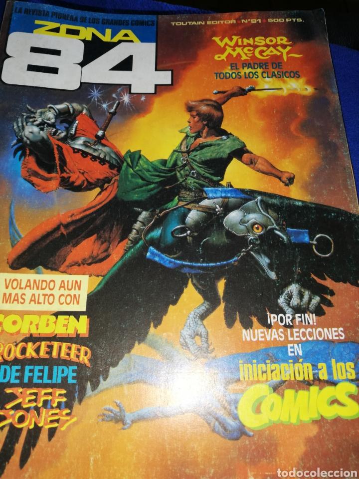 Cómics: 22 cómic zona 84..último número se encuentra entre ellos - Foto 19 - 220754287