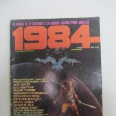 Cómics: 1984. Nº 36. TOUTAIN. PORTADA DE JEFF JONES. DEN DE CORBEN, BRUCE JONES, MAROTO, BEA, THORNE CX72. Lote 220768223