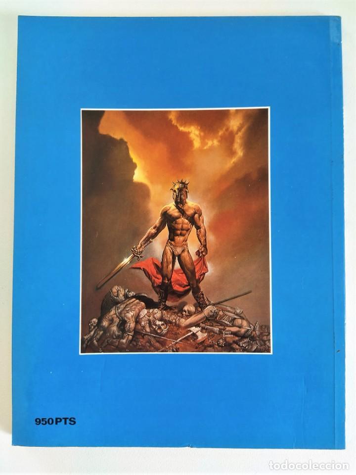 Cómics: RICHARD CORBEN OBRAS COMPLETAS Nº 10 - PILGOR (BODYSSEY) ~ TOUTAIN (1990) - EXCELENTE ESTADO - Foto 2 - 220777948