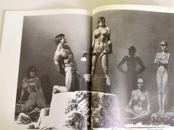 Cómics: RICHARD CORBEN OBRAS COMPLETAS Nº 10 - PILGOR (BODYSSEY) ~ TOUTAIN (1990) - EXCELENTE ESTADO - Foto 6 - 220777948
