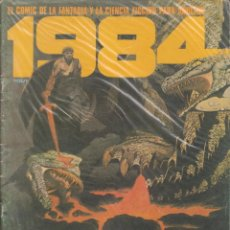 Cómics: COMIC 1984 Nº 47 ED.TOUTAIN. Lote 220795588
