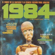 Cómics: COMIC 1984 Nº 55 ED.TOUTAIN. Lote 220796221