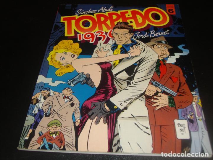 TORPEDO 1936 # 6 (Tebeos y Comics - Toutain - Otros)
