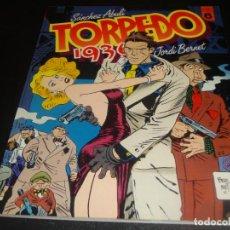 Cómics: TORPEDO 1936 # 6. Lote 220818231