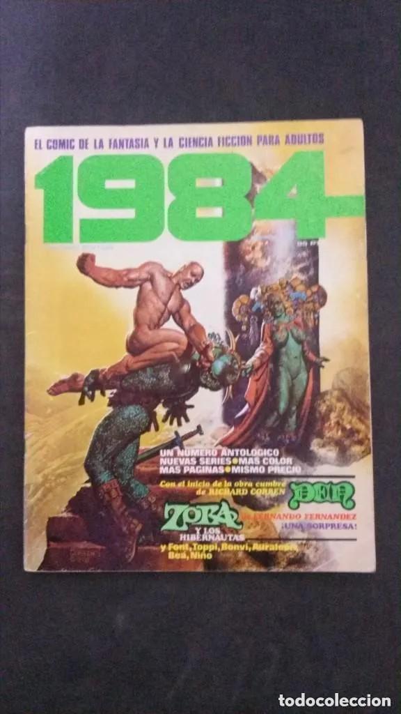 1984-NUMERO 22 (Tebeos y Comics - Toutain - 1984)