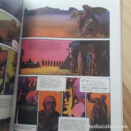 Cómics: DEN, VIAJE FANTASTICO AL MUNDO DE NUNCA NADA - RICHARD CORBEN (2ª EDICIÓN 1982) - Foto 8 - 220958688