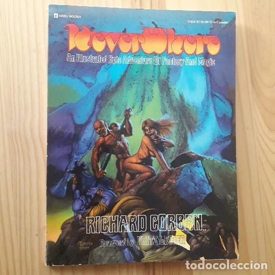 NEVERWHERE - RICHARD CORBEN (2ª ED. ARIEL BOOKS, 1978) (Tebeos y Comics - Toutain - Álbumes)