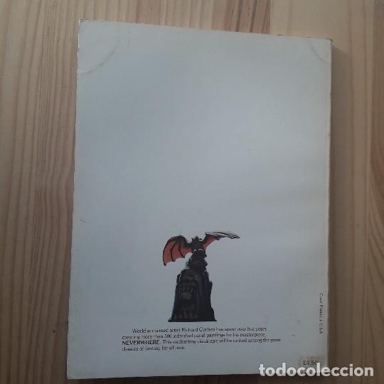 Cómics: NEVERWHERE - RICHARD CORBEN (2ª ED. ARIEL BOOKS, 1978) - Foto 3 - 220963602