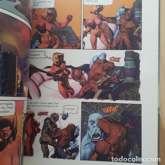 Cómics: NEVERWHERE - RICHARD CORBEN (2ª ED. ARIEL BOOKS, 1978) - Foto 9 - 220963602