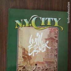 Cómics: N.Y. CITY - WILL EISNER. Lote 221105760