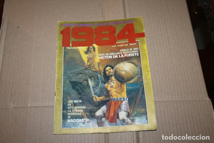 1984 Nº 38, DE TOUTAIN (Tebeos y Comics - Toutain - 1984)