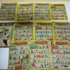 Cómics: COMICS REVISTAS DEL PURGARCITO. Lote 221305396