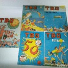 Cómics: COMICS TBO EXTRAORDINARIO Y OTROS. Lote 221311626