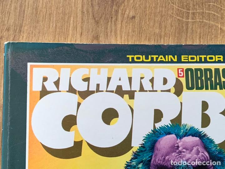 Cómics: Richard Corben Obras Completas 5 Underground 2 - Foto 3 - 221382917