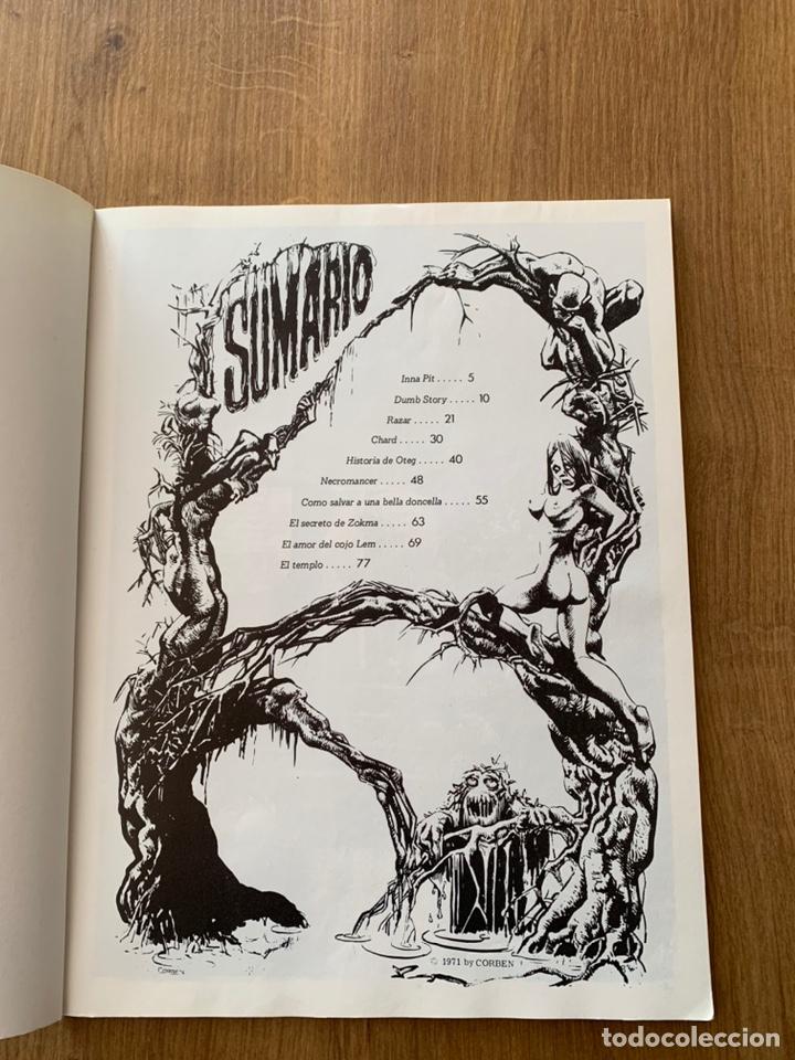 Cómics: Richard Corben Obras Completas 5 Underground 2 - Foto 5 - 221382917