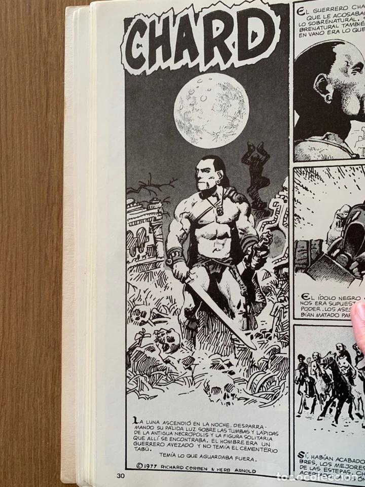 Cómics: Richard Corben Obras Completas 5 Underground 2 - Foto 7 - 221382917