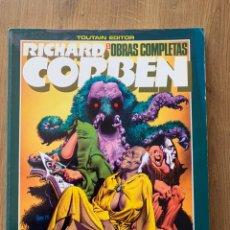 Cómics: RICHARD CORBEN OBRAS COMPLETAS 5 UNDERGROUND 2. Lote 221382917