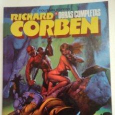 Fumetti: RICHARD CORBEN OBRAS COMPLETAS 11 UNDERGROUND TODAVIA. Lote 221406921