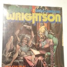 Comics : BERNI WRIGHTSON OBRAS COMPLETAS 2 BADTIME STORIES. Lote 221408936