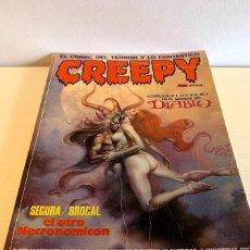 Cómics: CREEPY RETAPADO NºS 4-6. Lote 221573070