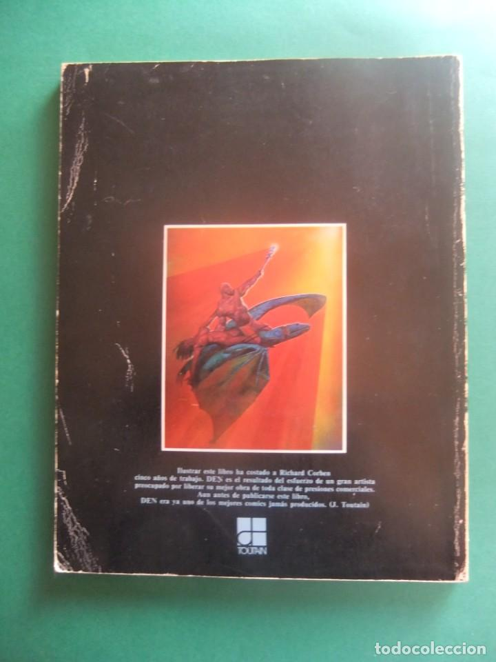 Cómics: DEN VIAJE FANTASTICO AL MUNDO DE NUNCA NADA TOUTAIN EDITOR 1978 - Foto 2 - 221649800