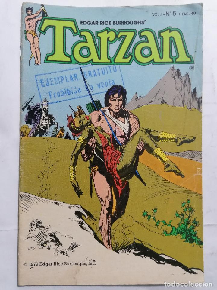 TARZAN, VOL 1 - Nº 5, TOUTAIN EDICIONES, 1979 (Tebeos y Comics - Toutain - Otros)