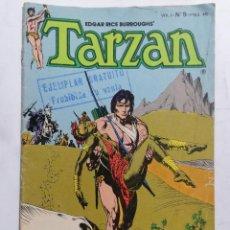 Cómics: TARZAN, VOL 1 - Nº 5, TOUTAIN EDICIONES, 1979. Lote 221650091