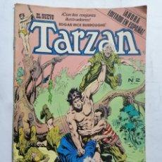 Cómics: EL NUEVO TARZAN, VOL 1 - Nº 2, TOUTAIN EDICIONES, 1979. Lote 221650381